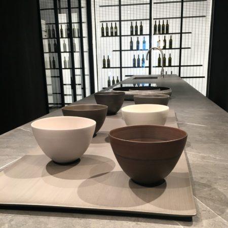 LEEM WONEN showroom Modulnova wine cabinet