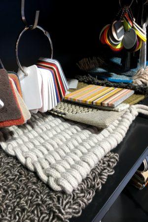 LEEM WONEN Ahrend Design Hub fabrics library