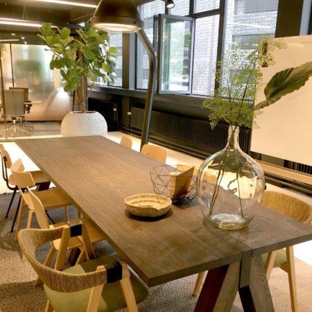 LEEM WONEN Ahrend Design Hub hotspot