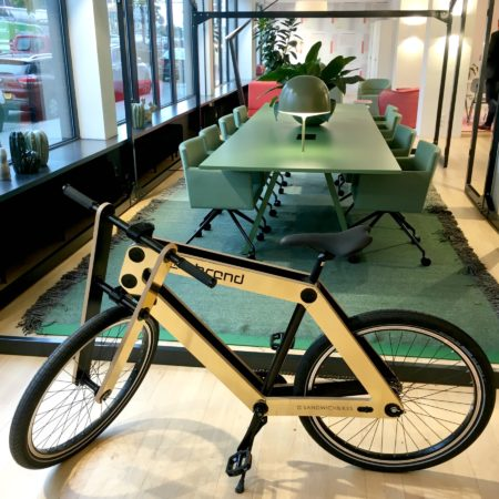 LEEM WONEN Ahrend Design Hub showroom