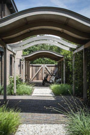 LEEM WONEN Herenhuis Hoek van Holland carport