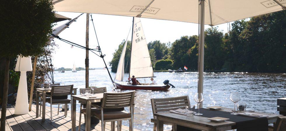 LEEM WONEN Nederlandse kust Tante Kee Kagerplassen