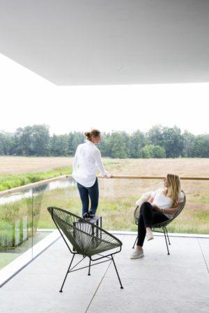 LEEM WONEN Van Egmond architecten view