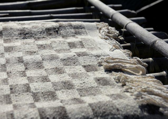 LEEM WONEN cc-tapis drying in the sunshine