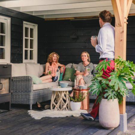 LEEM WONEN Bronkhorst Buitenleven Quality Time veranda