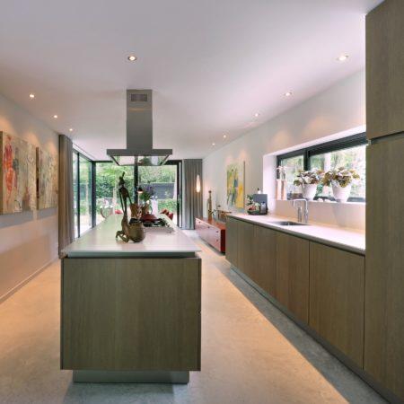 LEEM WONEN bungalow Helvoirt keuken