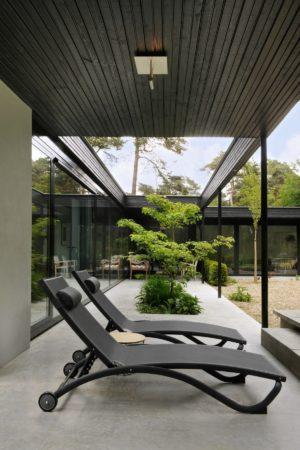 LEEM WONEN bungalow Helvoirt veranda