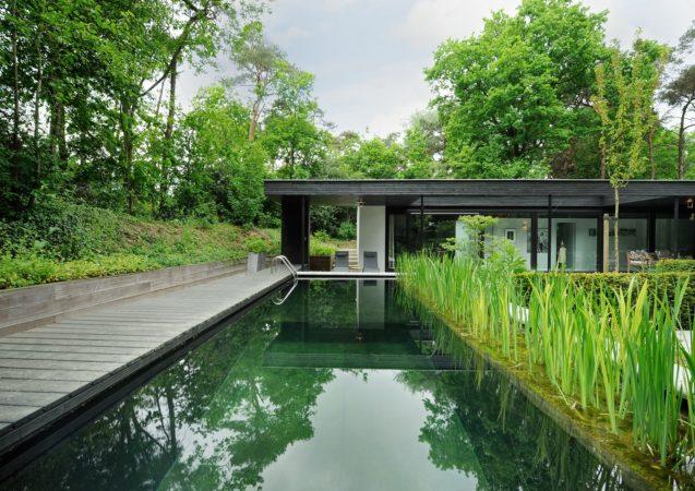 LEEM WONEN bungalow Helvoirt zwemvijver