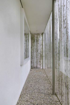 LEEM WONEN metamorfose bungalow glass wall