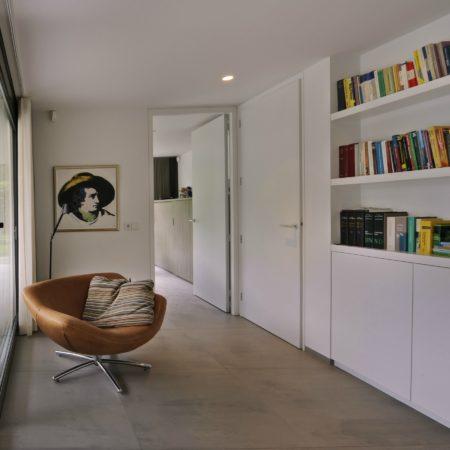 LEEM WONEN metamorfose bungalow library