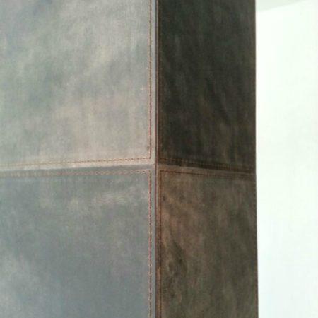 LEEM WONEN BVO Vloeren en Alphenberg Leather stitches
