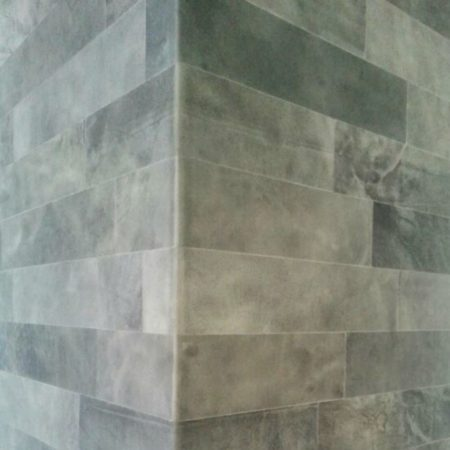LEEM WONEN BVO Vloeren en Alphenberg Leather wallcovering