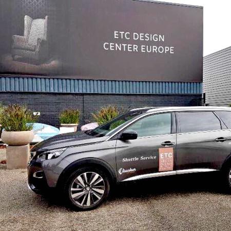 LEEM WONEN ETC Design Center Europe shuttle