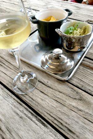 LEEM WONEN Vakantie 2017 Chateau St Vincent aperitif