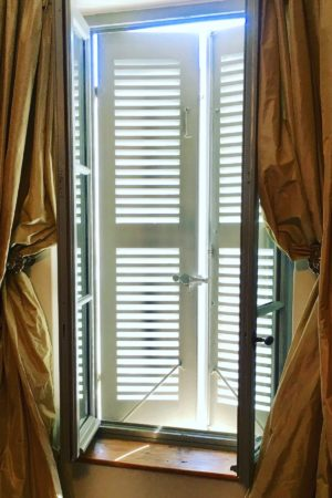 LEEM WONEN Vakantie 2017 Chateau St Vincent bedroom