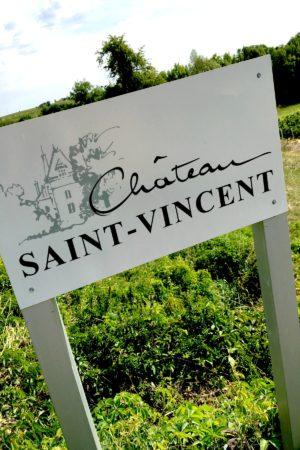 LEEM WONEN Vakantie 2017 Chateau St Vincent entrance