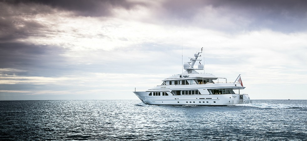 LEEM WONEN Versteegh Design Jacht Lady India