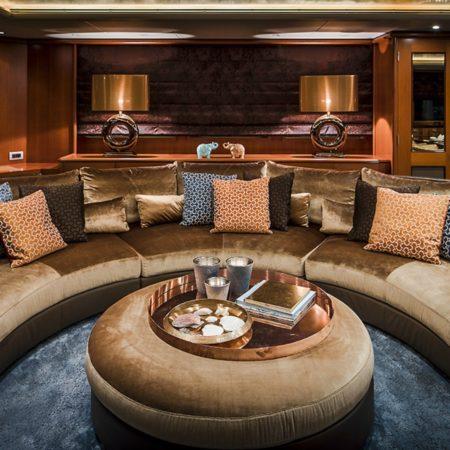 LEEM WONEN Versteegh Design Jacht salon