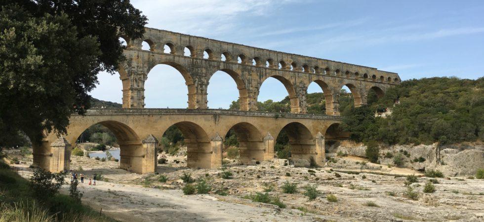 LEEM WONEN Zuid Frankrijk Pont du Gard