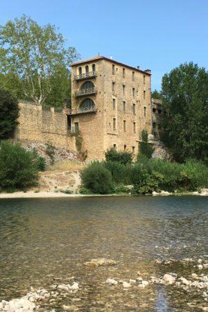 LEEM WONEN Zuid Frankrijk Pont du Gard magic place