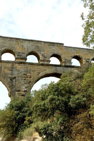 LEEM WONEN Zuid Frankrijk Pont du Gard parc