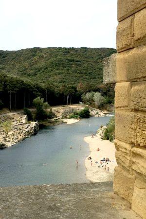 LEEM WONEN Zuid Frankrijk Pont du Gard view