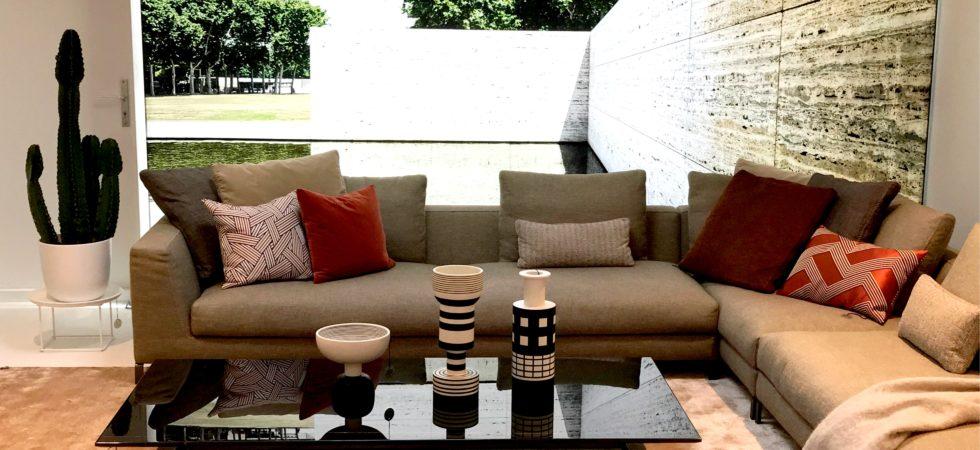 LEEM WONEN Edha Interieur B&B Italia sofa