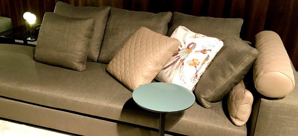 LEEM WONEN Noort Interieur Minotti cushions