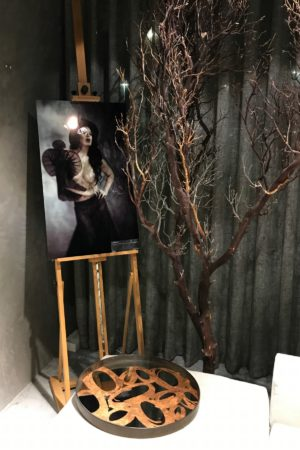 LEEM WONEN Noort Interieur Minotti event art