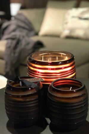LEEM WONEN Noort Interieur Minotti event candles