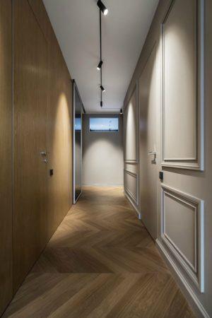 LEEM WONEN Yodezeen appartement Moscow corridor