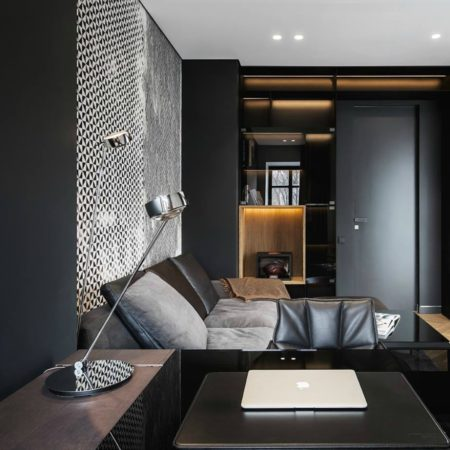 LEEM WONEN Yodezeen appartement Moscow salon