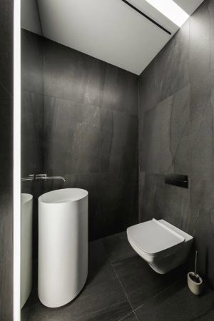 LEEM WONEN Yodezeen appartement Moscow toilet