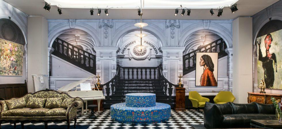 LEEM WONEN kunstbeurs PAN Amsterdam 2017