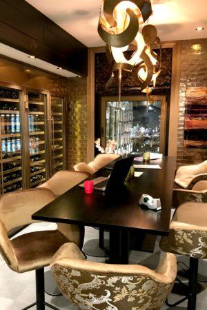 LEEM WONEN Hotel TwentySeven Chef's Table