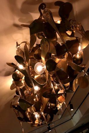 LEEM WONEN Hotel TwentySeven light sculpture