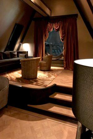 LEEM WONEN Hotel TwentySeven suite salon