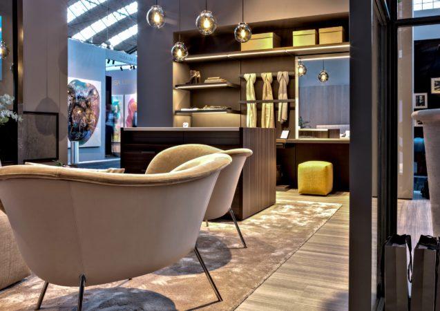 LEEM WONEN Masters of LXRY 2017 Design Edition Co van der Horst walk-in-closet