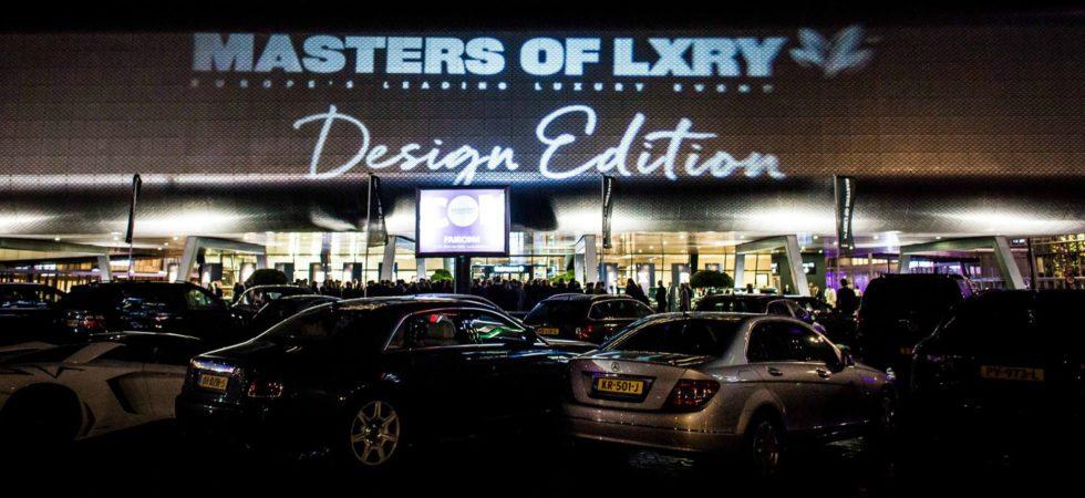 LEEM WONEN Masters of LXRY 2017 Design Edition Entrance RAI Amsterdam