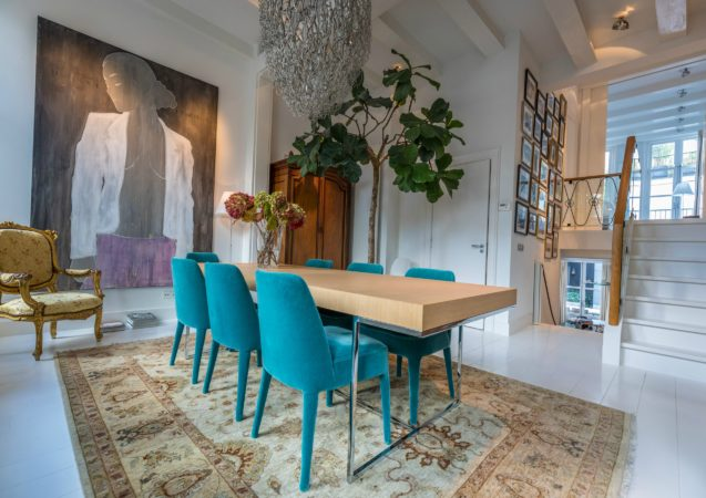 LEEM WONEN grachtenpand dining room