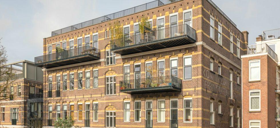 LEEM WONEN lofts Amsterdam