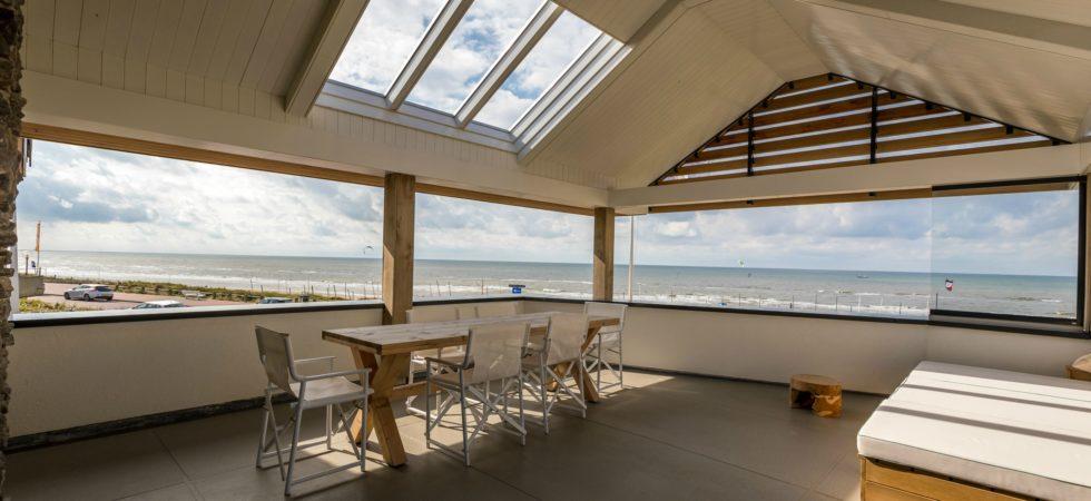 LEEM WONEN Beach House Zandvoort dakterras