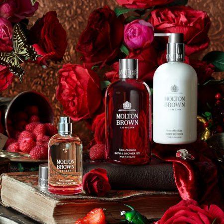 LEEM WONEN Valentijnsdag Molton Brown Rosa Absolute