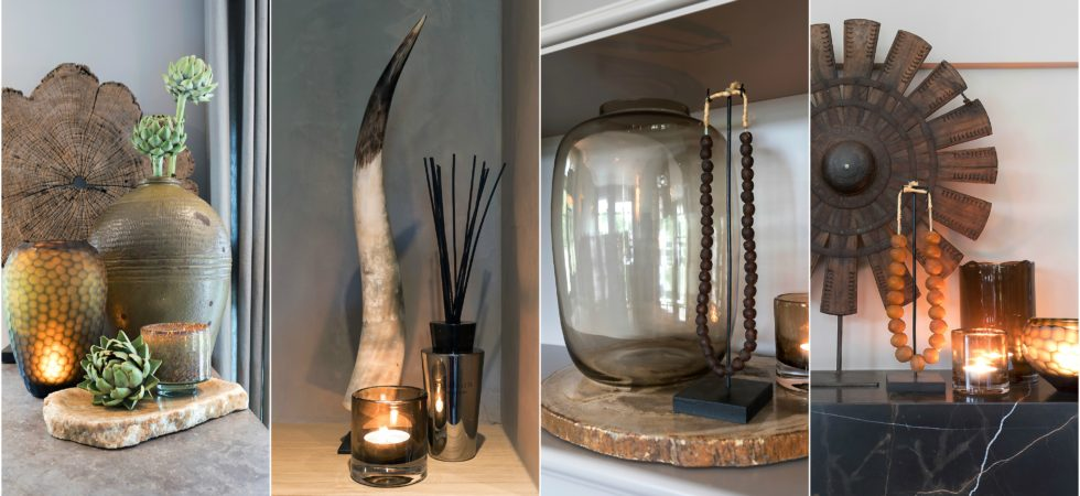 LEEM WONEN Versteegh-Design rietgedekte villa Zeeland accessoires
