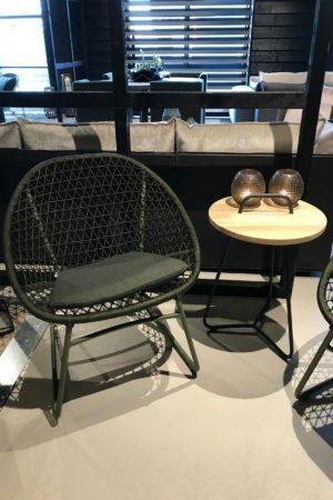 LEEM WONEN Consumenten Inspiratiedag voorjaar Borek Bella Occasional chair