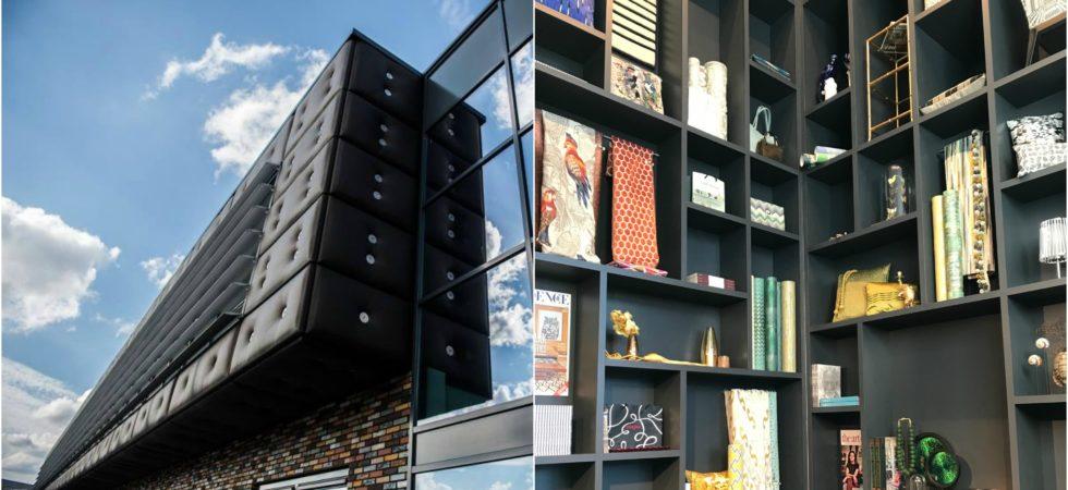 LEEM WONEN ETC Design Center Europe Consumenten Inspiratiedag voorjaar entrance