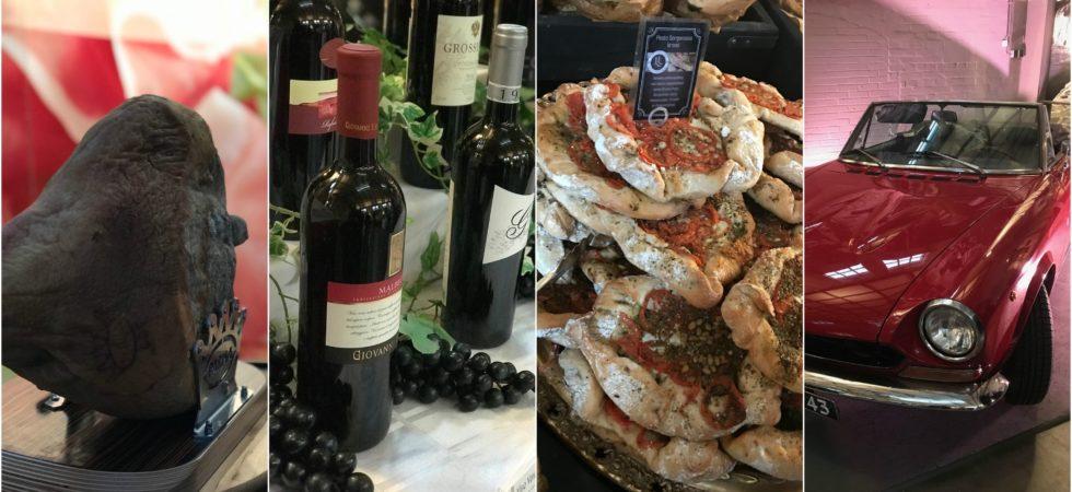 LEEM WONEN Little Italy De smaak van Italië