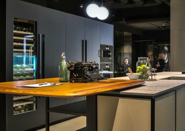 VITA DI LUSSO Boffi Rotterdam Italian design