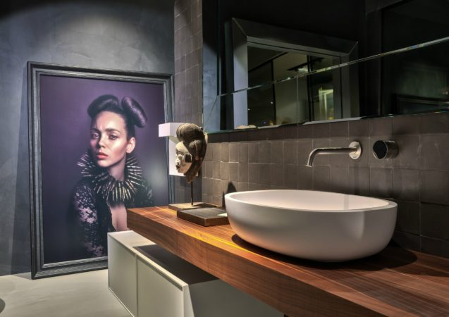 VITA DI LUSSO Boffi Rotterdam bathroom design