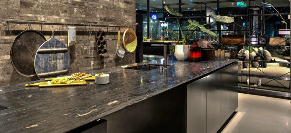 VITA DI LUSSO Boffi Rotterdam kitchen